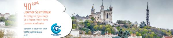 Congrès CGRRA 3 Décembre 2021 - Hôtel Sofitel Lyon Bellecour
